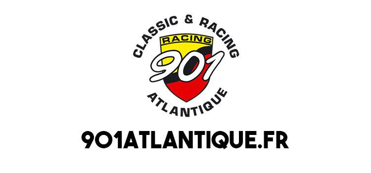Le Classic & Racing 901 Atlantique vous accueille sur son nouveau site